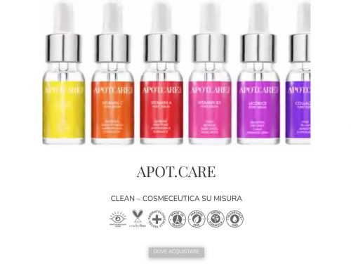 Aquacosmetics sito web